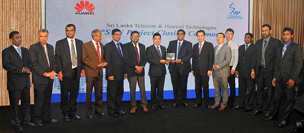 SLT Launches 100G Ultra Speed National Backbone Network